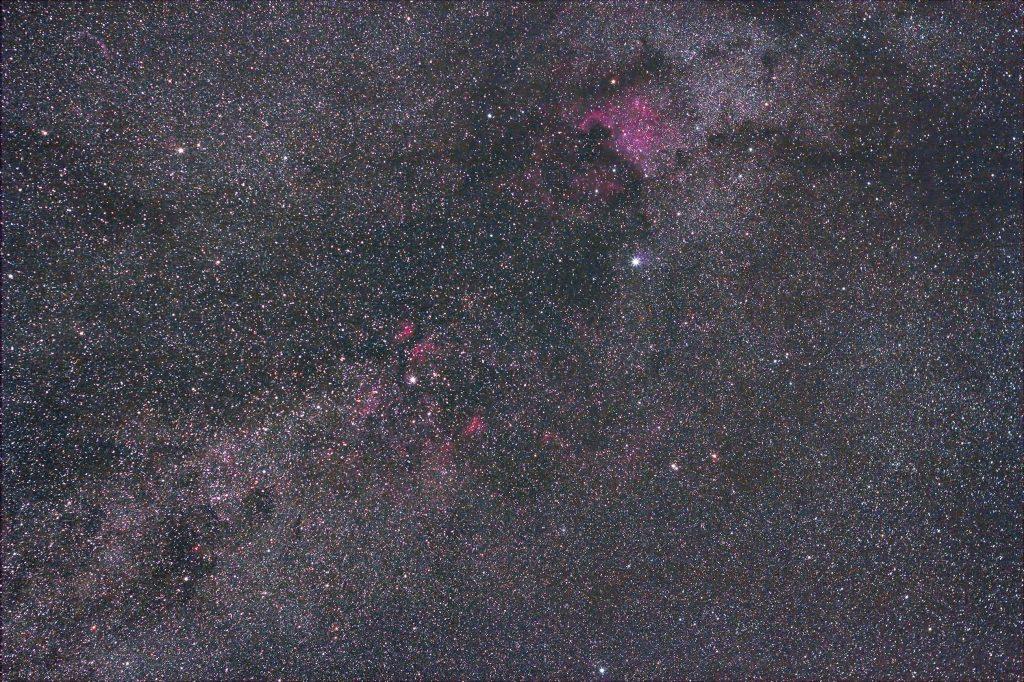 Gwiazdozbiór Łabędzia