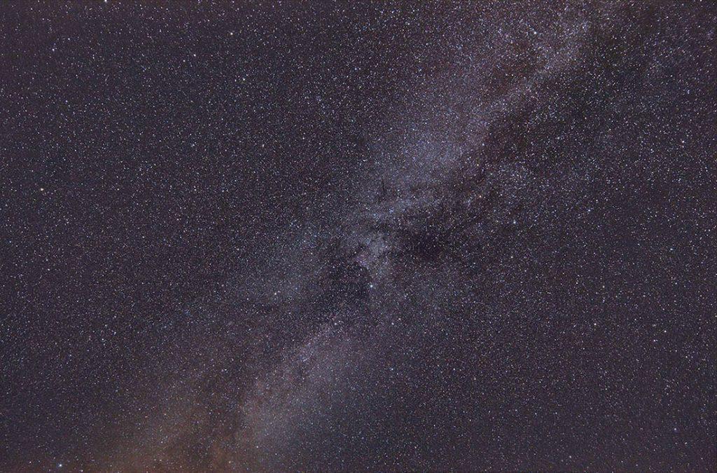 Droga Mleczna, gwiazdozbiór Łabędzia