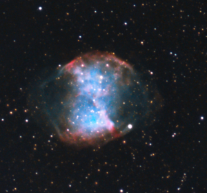 M27 Mgławica Hantle