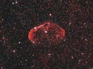 NGC 6888 Mgławica Półksiężyc - Crescend