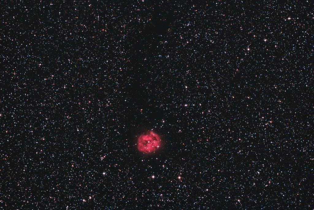 IC 5146 Mgławica Kokon