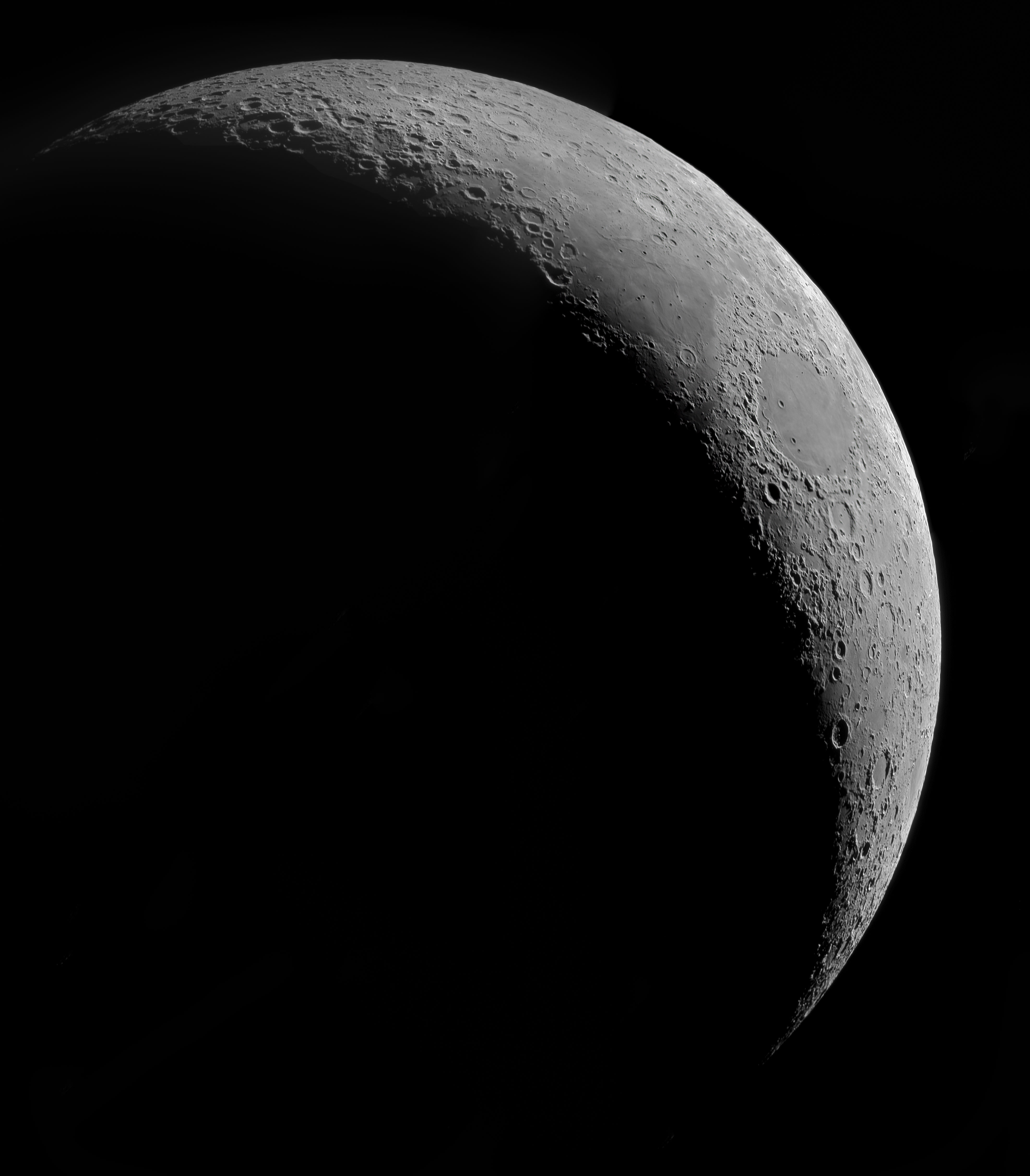 Księżyc 4k