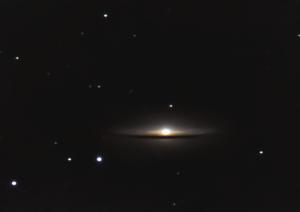 Galaktyka Sombrero M104