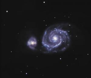 Galaktyka Wir M51
