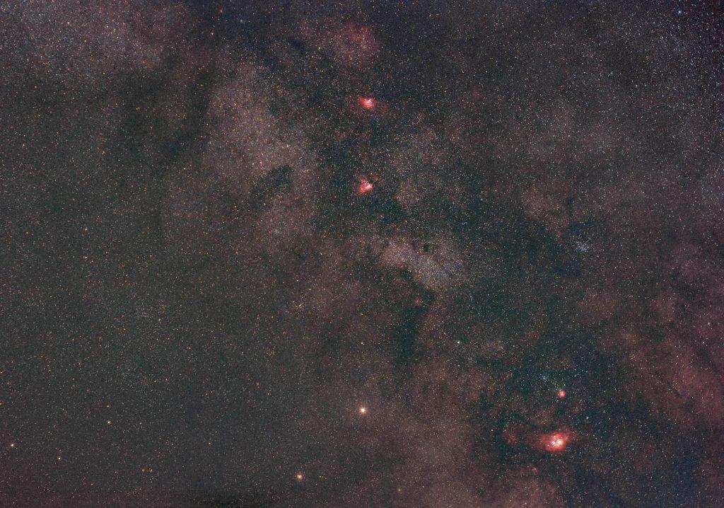 Gwiazdozbiór Strzelca