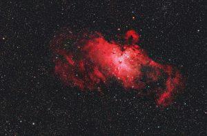 Mgławica Orzeł (Messier 16, NGC 6611)