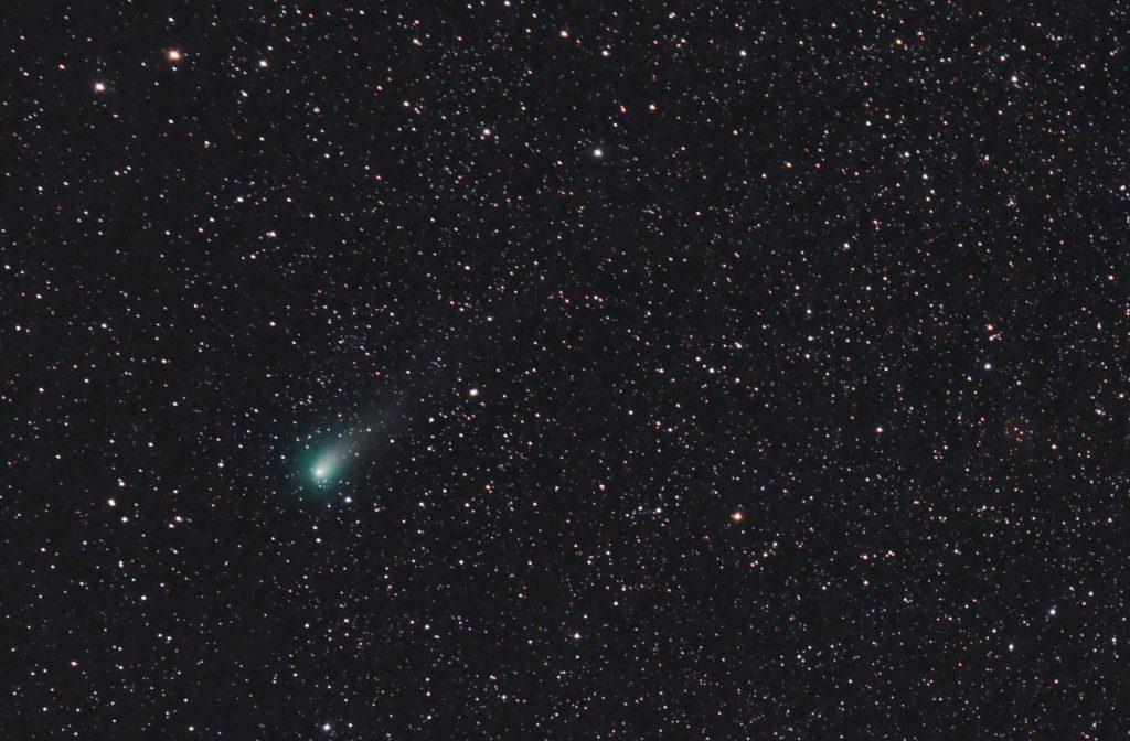 Kometa 21P/Giacobini-Zinner