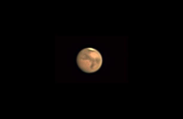 Wielka opozycja Marsa