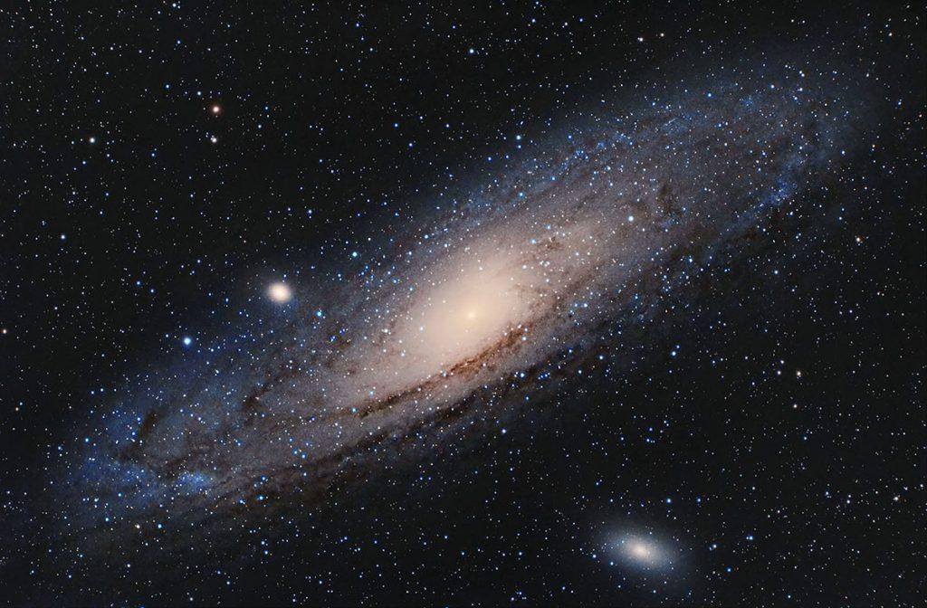 Galaktyka Andromedy M31