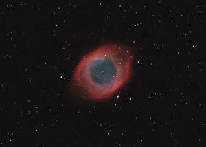 Mgławica Ślimak NGC 7293