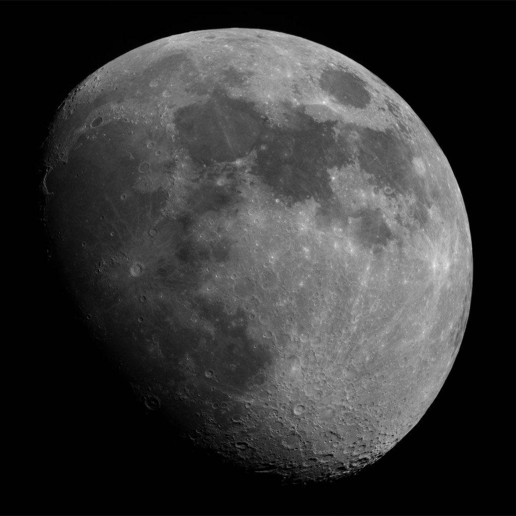 Księżyc 100 MegaPixeli
