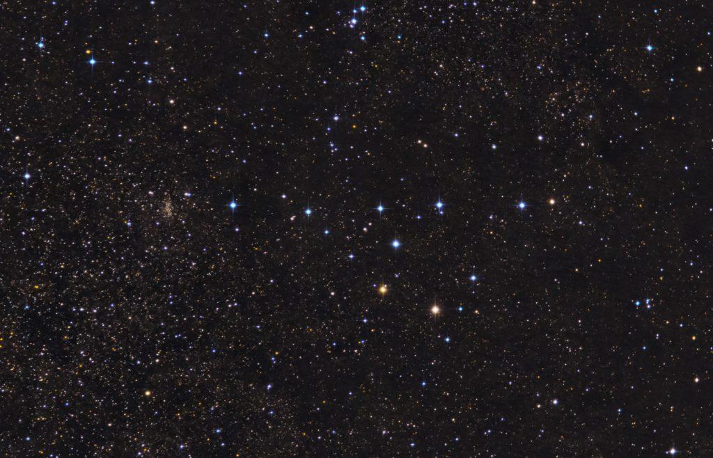 Asteryzm Wieszak – Collinder 399