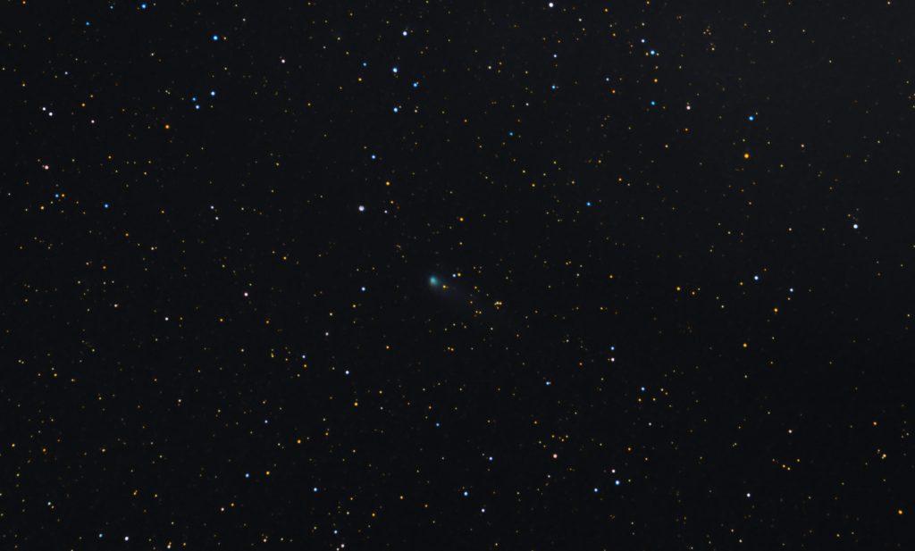 Kometa C/2018 N2 ASASSN