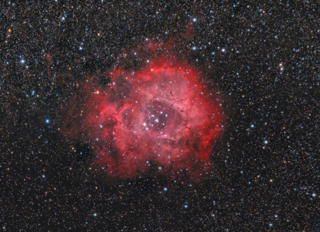 Mgławica Rozeta NGC 2237