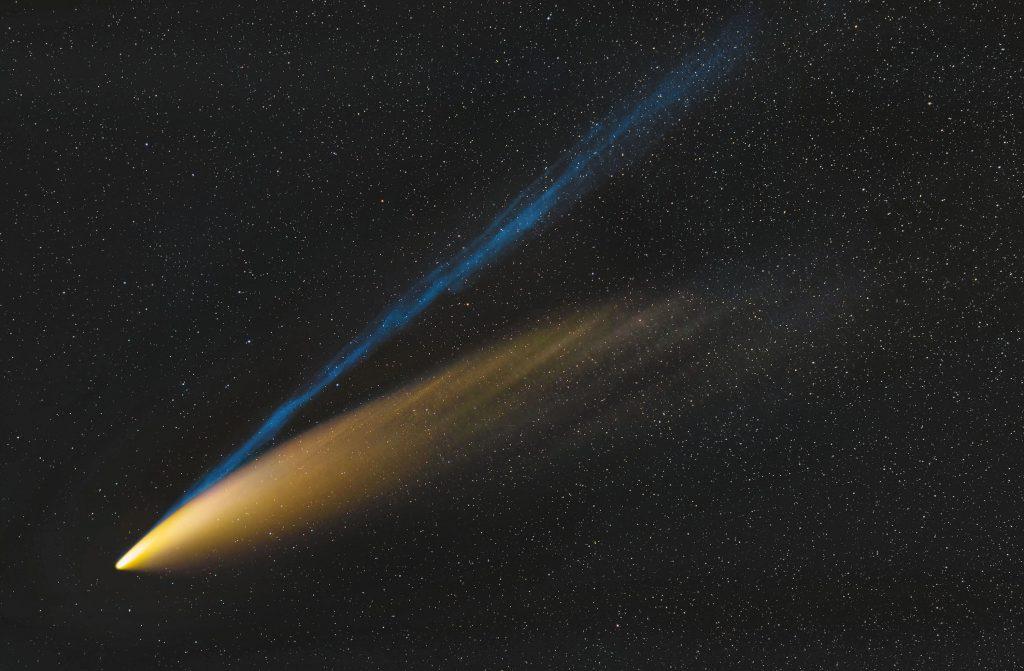 Kometa C/2020 F3 Nowise