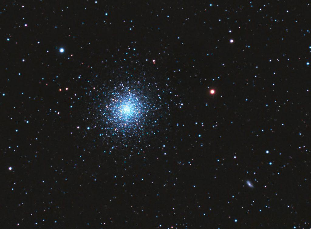 Wielka Gromada Herkulesa M13 (NGC 6205)
