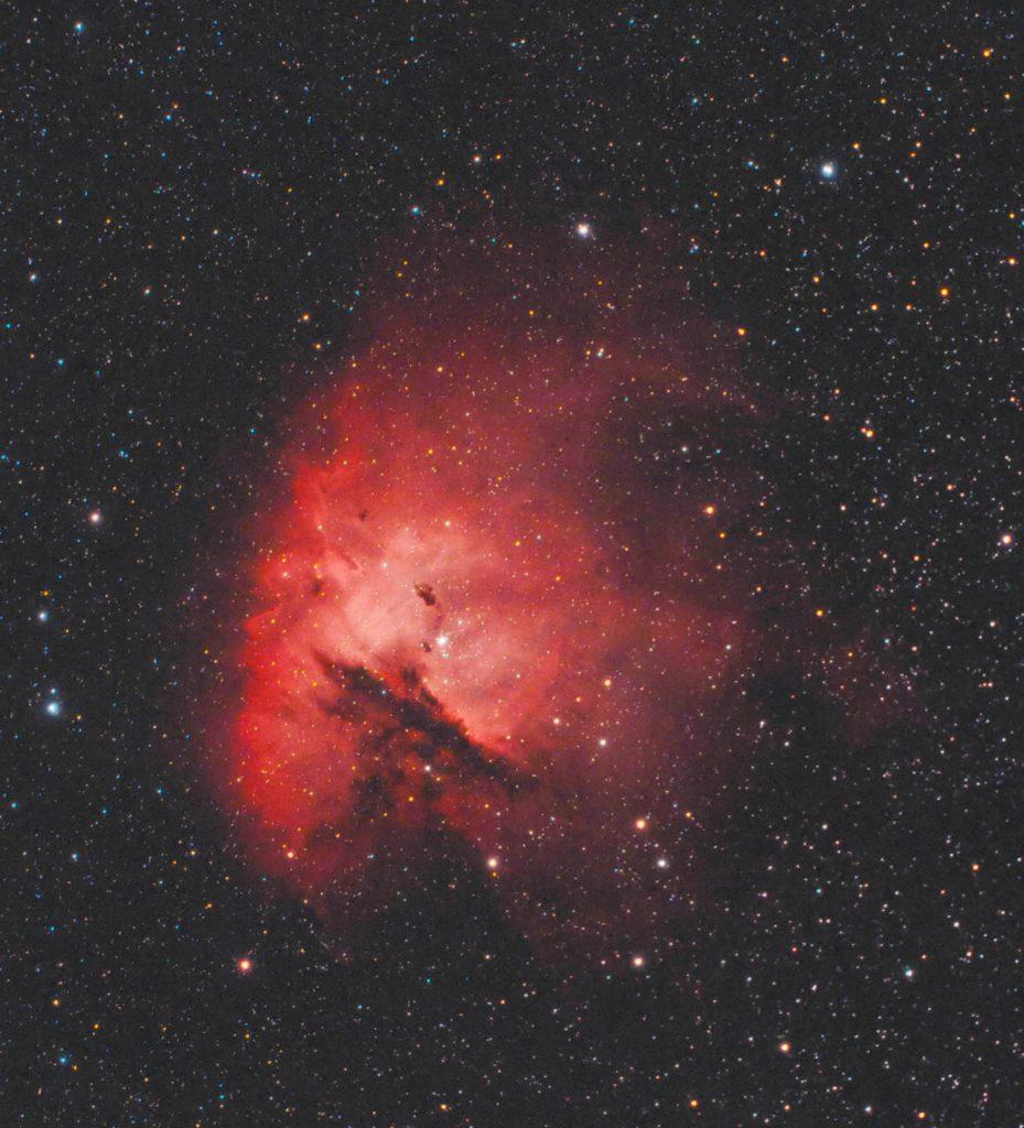 Mgławica Pacmana NGC 281